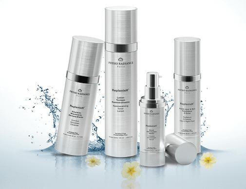 Physio radiance summer skincare