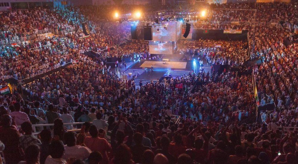 V Malaysia 2016 Arena