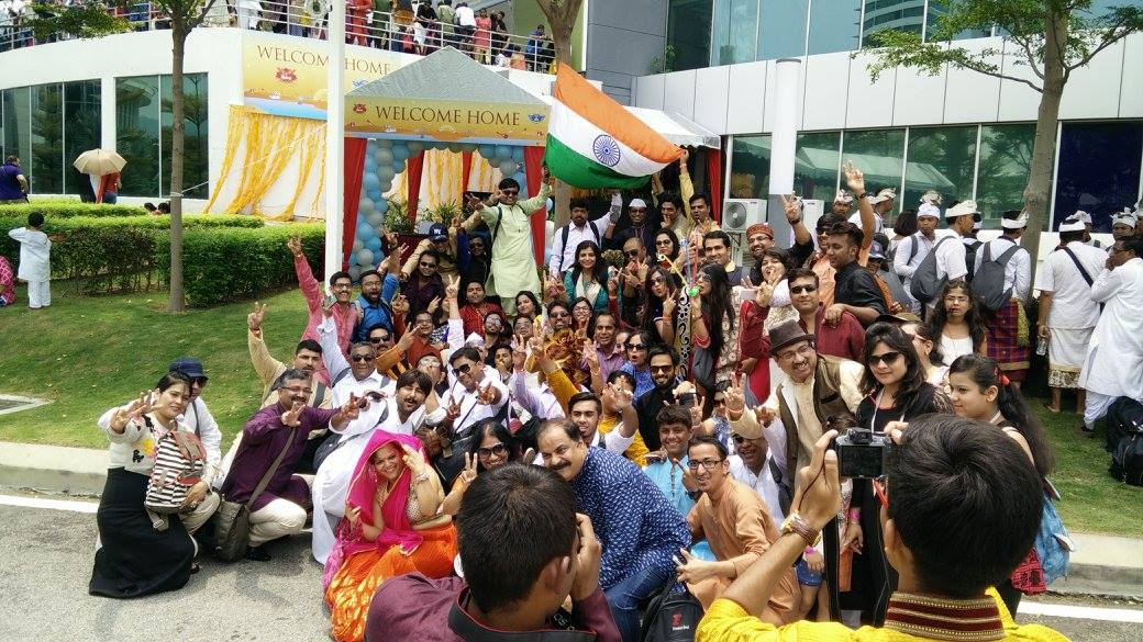 Indians at VCON